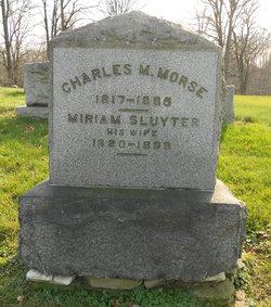 Charles M Morse