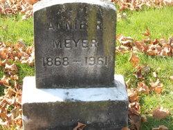 Annie R Meyer