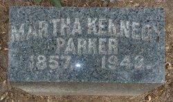 Martha <I>Kennedy</I> Parker