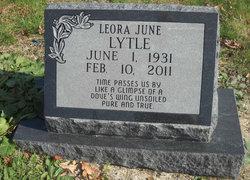 Leora June <I>Rush</I> Lytle