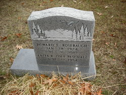 Howard Eugene Rosebaugh