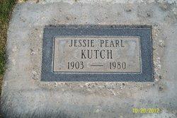 Jessie Pearl Kutch