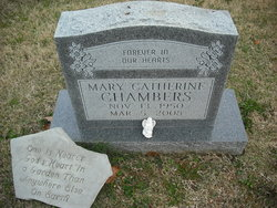 Mary Catherine Chambers