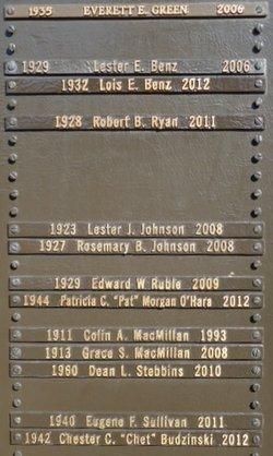 Robert Burton Ryan