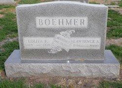 Lolita F. <I>Hill</I> Boehmer