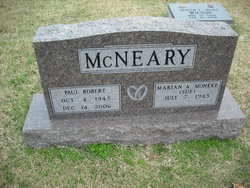 Paul Robert McNeary