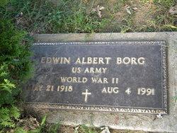 Edwin Albert Borg