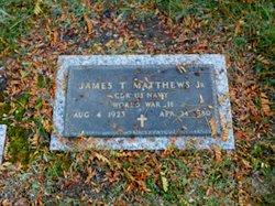 James T Matthews, Jr
