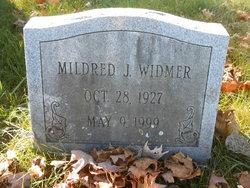 Mildred J. <I>Jacobsen</I> Widmer