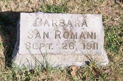 Barbara San Romani