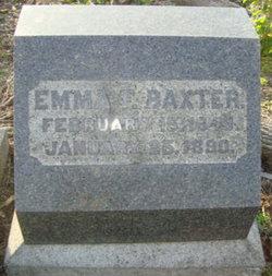 Emma F Baxter