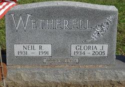 Gloria J. Wetherell