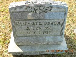 Margaret E Harwood