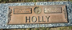 Jerry Douglas Holly