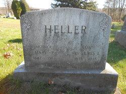 Rev Lewis Ellsworth Heller