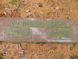 Elizabeth Margaret <I>Ballentine</I> Ringwald