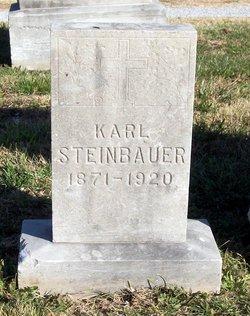 Karl Steinbauer