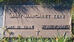 Mary Margaret Kerz
