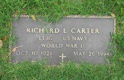 Richard L Carter