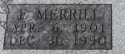 Francis Merrill Shoemaker