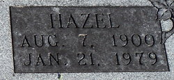 Hazel Shoemaker