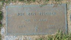 """Joseph Benjamin """"Joe Ben"""" Pilcher"""