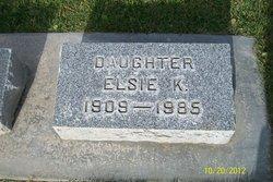 Elsie K Magnuson
