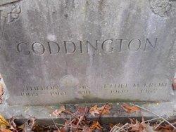Ethel M. <I>Krom</I> Coddington