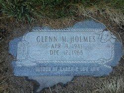 Glenn Milton Holmes