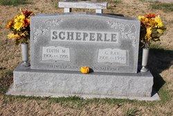 George Ray Scheperle