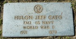 Hulon Jeff Cato