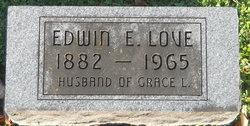 Edwin Ellsworth Love