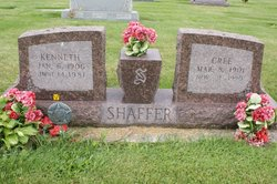 Cree Mildred <I>Hoover</I> Shaffer