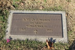 Roy O.F. Weber