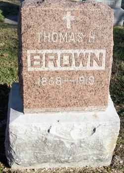 Thomas Henry Brown