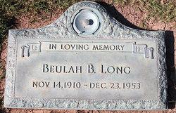 Beulah B. Long