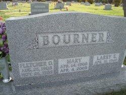 Mary <I>Rozanski</I> Bourner