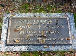 """William A """"Andy"""" Kilmon"""