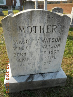 Maggie V Watson