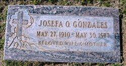 Josefa O Gonzalez