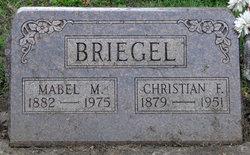 Mabel M. <I>May</I> Briegel