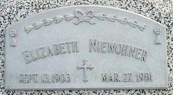 Elizabeth <I>Hunke</I> Niewohner