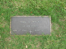 Paul D Wigal