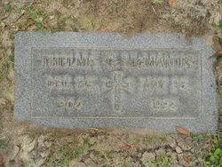 Thelma C McManus