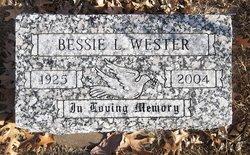Bessie L. Wester