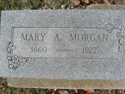 Mary A Morgan