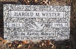 Harold M. Wester
