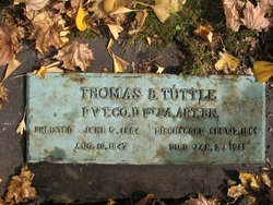 Pvt Thomas B. Tuttle
