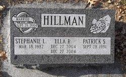 Ella R. Hillman