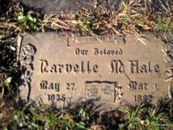 Narvelle M Hale